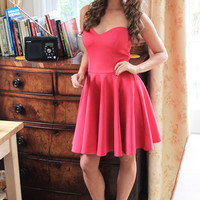 Sirenlondon — Party Pink Dress