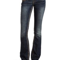 Silver Jeans Women&#x27;s Tuesday 16.5 Baby Bootcut Jean