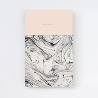 2014 Daily Planner Calendar in Marble/Pink - SOLD OUT - Julia Kostreva