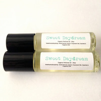 Sweet Daydream Perfume Oil, Spring Beauty, Summer Beauty, Natural Perfume