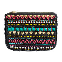 H&M Beaded wallet £7.99