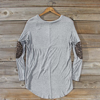 Ashter Sequin Tee