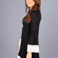 Dixie Dress in Black