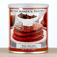 Baker's Pantry Red Velvet Pancake & Waffle Mix | Food| Food & Drink | World Market