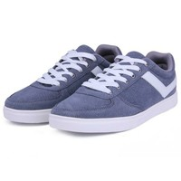 Men's Shoes Solid Color Casual Men Low Top Shoes by martEnvy