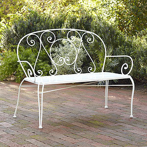 Madeline Bench | Outdoor and Patio Furniture| Furniture | World ...