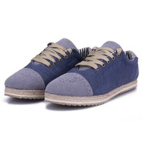 Men's Shoes Casual Jeans Men Canvas Shoes Sneakers by martEnvy