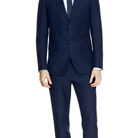 THEORY Eclipse Townsend Suit Jacket & Marlo U Suit Pant in Portlane