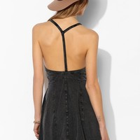 BDG Washed Up Knit Skater Dress - Urban Outfitters