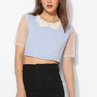 Sister Jane Crystal Bouquet Top - Urban Outfitters