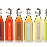 Delectable Brew Branding - Plain T Packaging Reserves All the Frills for the Tea's Flavor (GALLERY)