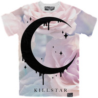 Pastel Moon T-Shirt [MULTI]