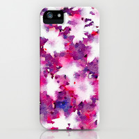 Love Blooms iPhone & iPod Case by Jacqueline Maldonado