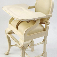 Luxury Highchairs, Nicole Reid Elegant Children's Highchair