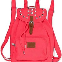 Victoria's Secret PINK Bling Studded MINI Backpack School Bag ~ Sold Out