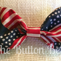 Stars & Stripes Bow