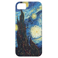 Starry Night Art Galaxy s5 Phone Case