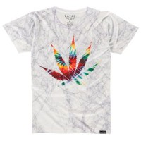 LATHC Tie Dye Leaf T-Shirt - Men's at CCS