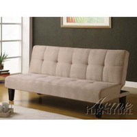 ACME Tufted Adjustable Back Sofa