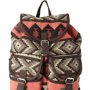 Rustic West Backpack