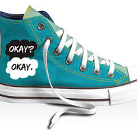 The fault in our stars converse