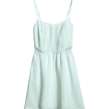 Short Dress - from H&M