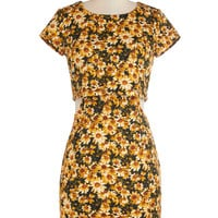 Urban Gardens Dress | Mod Retro Vintage Dresses | ModCloth.com