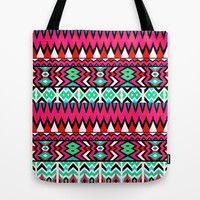 Mix #566 Tote Bag by Ornaart