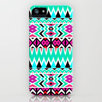 Mix #567 iPhone & iPod Case by Ornaart