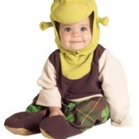 Rubie's Costume Co Shrek Romper And Headpiece