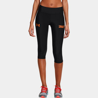 Women's Tough Mudder UA Authentic 17 Capri