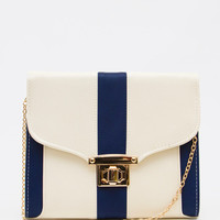 London Strike Clutch - Navy