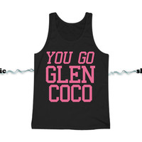You Go Glen Coco Tank Top | Mean Girls Tanktop Singlet