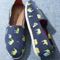TOMS 'Classic - Elephant' Slip-On (Women) | Nordstrom