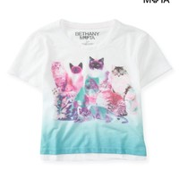 Kittens Crop Graphic T
