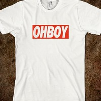 OHBOY Obey Parody T Shirt - Tops for women, men and kids