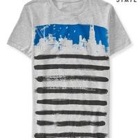 Free State™ City Stripe Graphic T