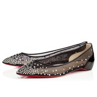 Body Strass Flat Black Silver Strass