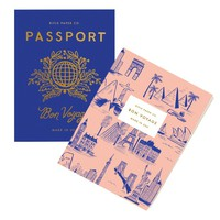 Passport Pocket Notebooks