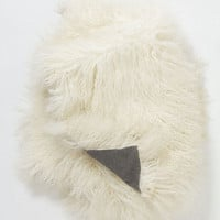 Luxe Fur Throw