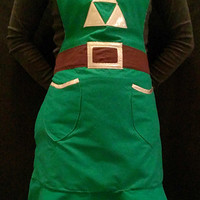 Legend of Zelda: Reversible Link Apron