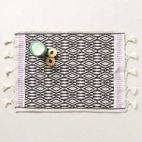 Netted Fringe Placemat
