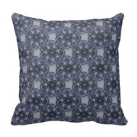 Touch Of Blue Pillow