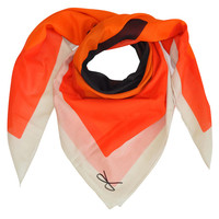 I liked this design on #Fab. Scarf Redorange