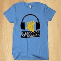 5Sos Shirt 5Sos Tshirt Five Seconds Of Summer Shirt Five Seconds Of Summer TShirt, Men T Shirt, - All Color Available