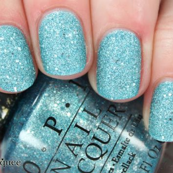 OPI Nail Polish (M51-Tiffany Case) [NEW] The Bond Girls Collection *LIQUID SAND*