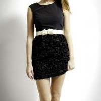 Embellished little black dress - &amp;#36;53.25 : Online Boutiques For Women, Trendy Women Apparel | Ladyee Boutique