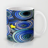 Watery Night Mug by DuckyB (Brandi)