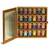 The Best Salts in The World - Collection of 24 Mini-Jars With Cork Tops in Bamboo Presentation Box. The Salt Connoisseur U...