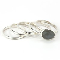 Calistoga Stacker Ring